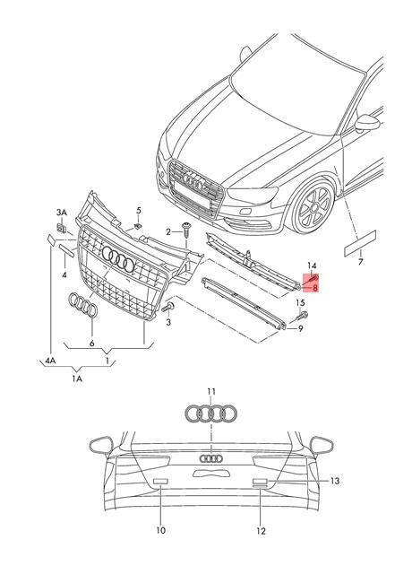 Audi A5 Fuse Diagram
