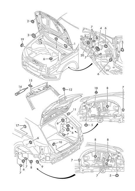 Bungs Vw Audi Beetle Convertible Corrado Eurovan Golf R32 Gti Rabbit