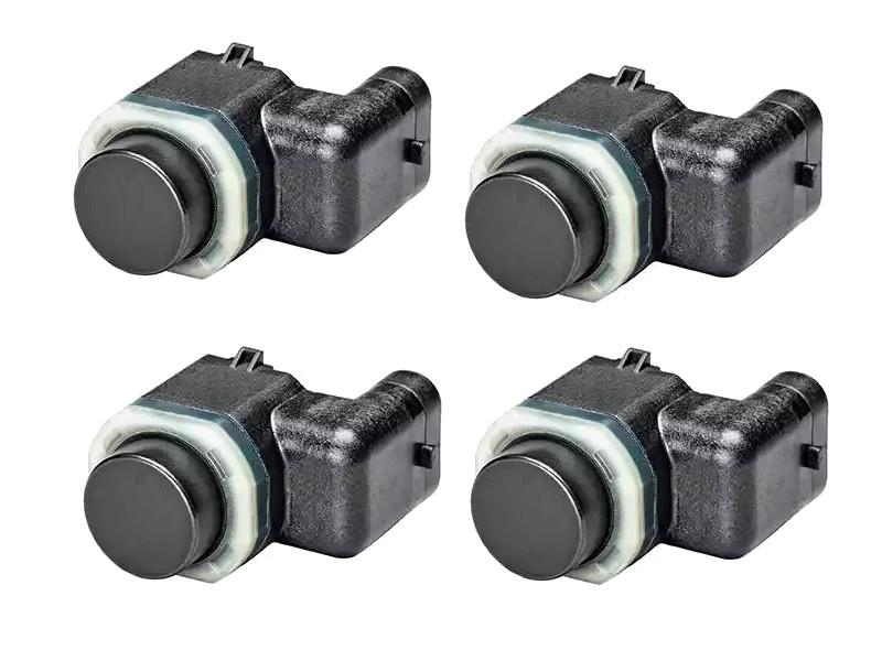 valeo pdc parking distance sensors x4 pcs fits nissan opel. Black Bedroom Furniture Sets. Home Design Ideas