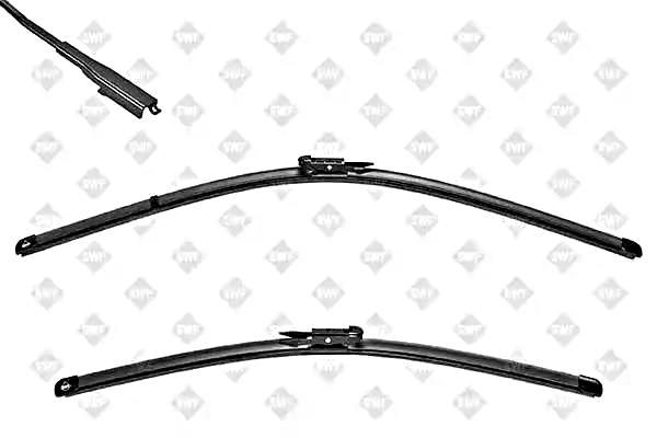 Swf Front Wiper Blade 2pcs 650 380 Mm 2615 Fits Chevrolet Aveo