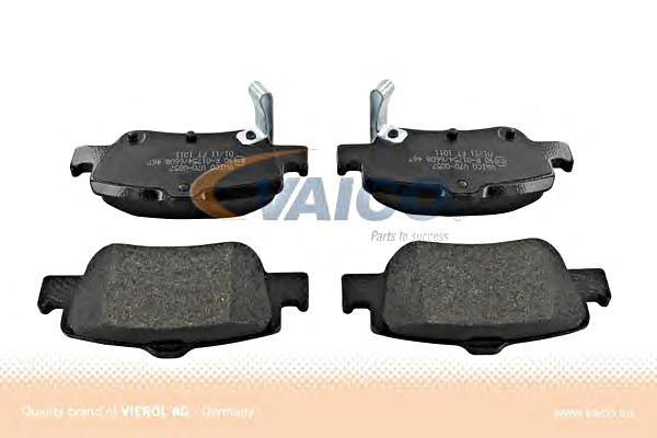 JAPANPARTS PP-220AF Bremsbelagsatz Scheibenbremse